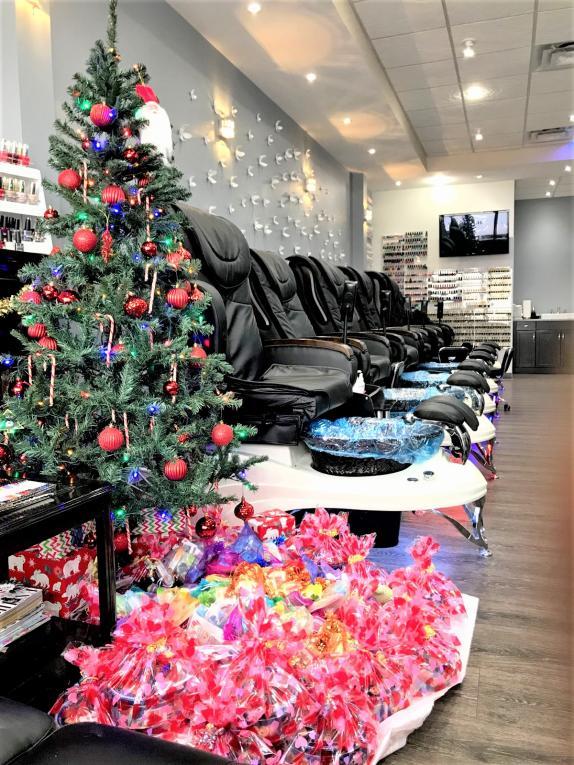 Nail salon Regina | Kim's Nails and Spa | Regina, SK S4X 4K8